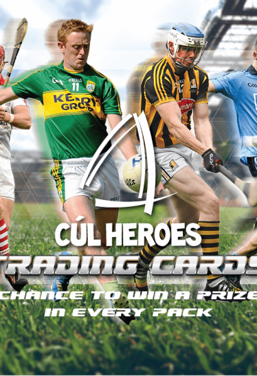 2016 Cúl Heroes Products