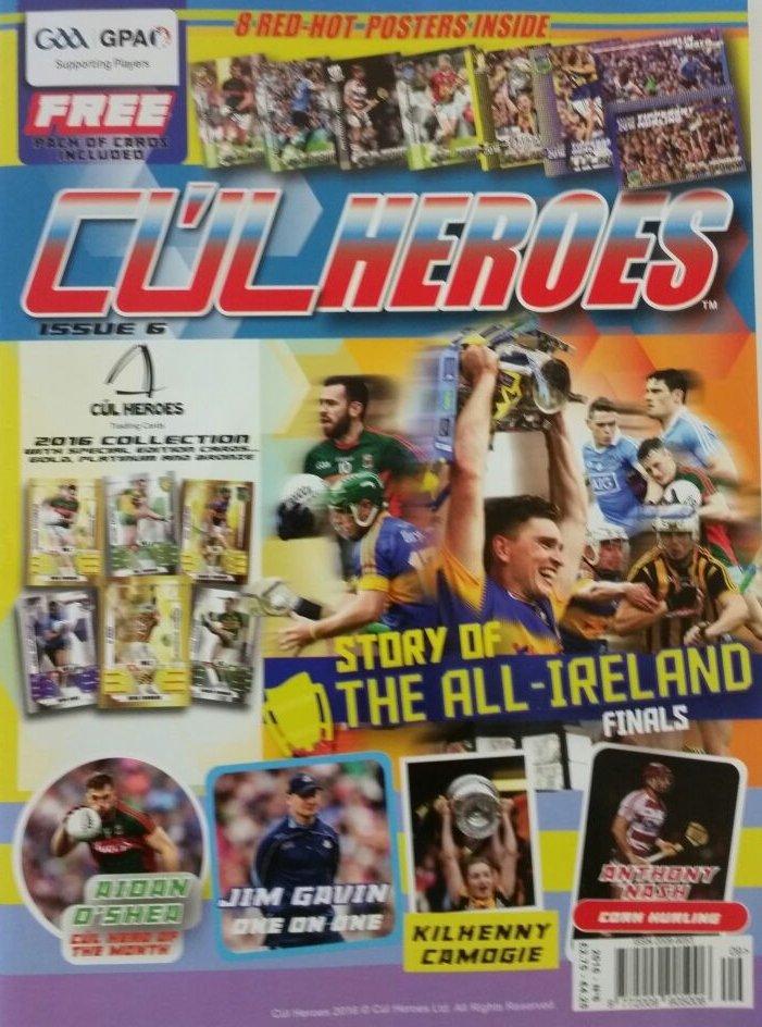 Cúl Heroes Magazine – Issue 6