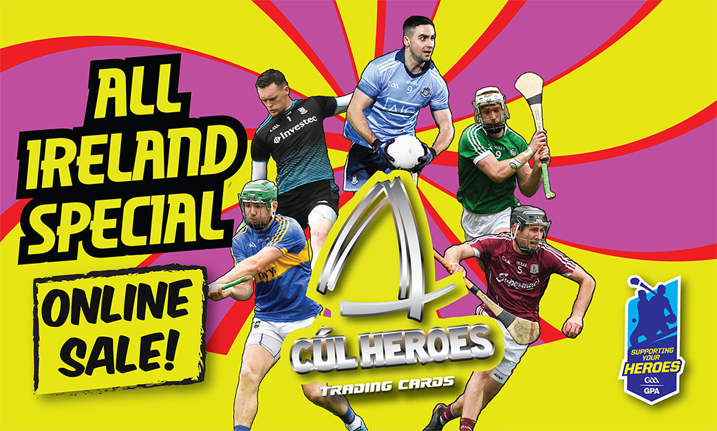All Ireland Final Cúl Heroes